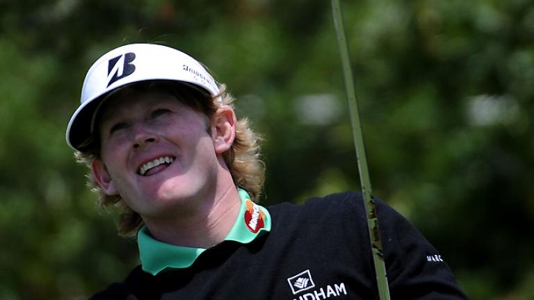 Snedeker seizes the day