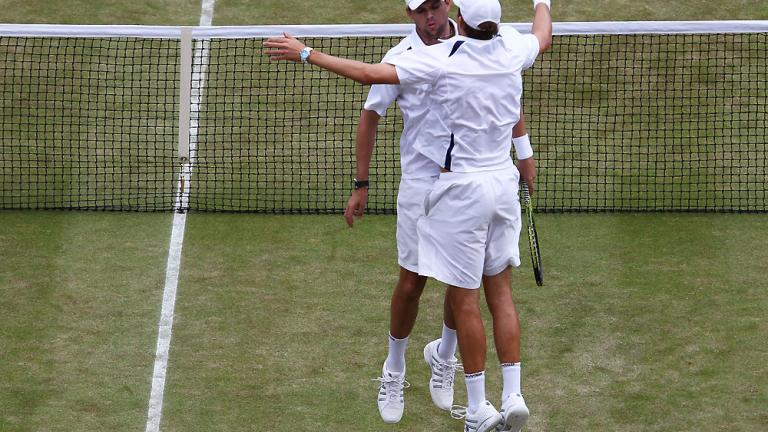 Another Bryan brothers final