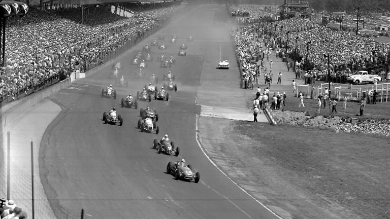 """""""The Greatest Spectacle in Racing"""""""