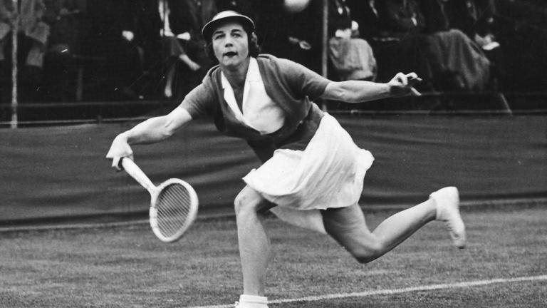 Most successive sets won in a women's singles match