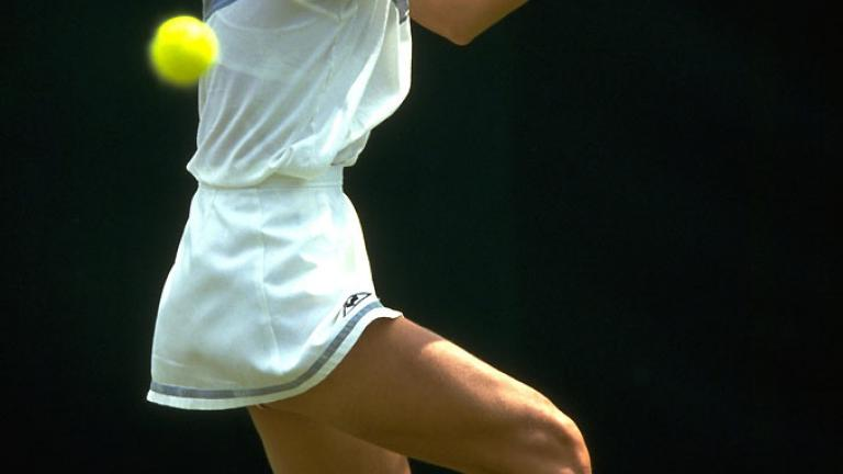 Youngest women's player to win a match