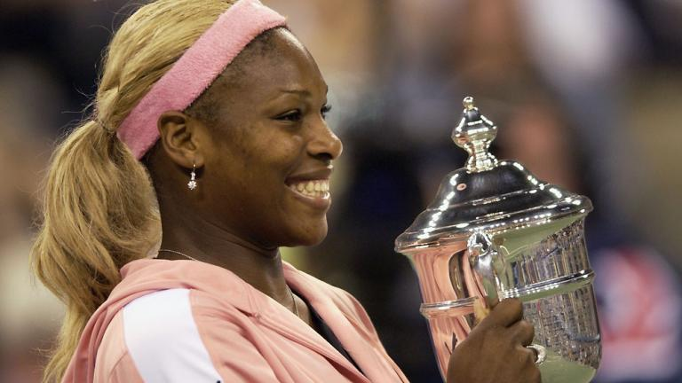 Women's singles champions who never lost a set en route to winning the title