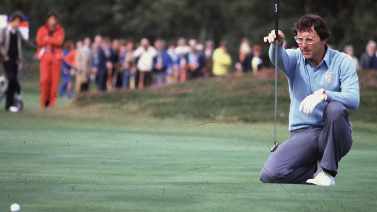 Unbeaten players in a single Ryder Cup