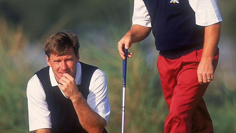 Most successful Ryder Cup partnerships in a single Ryder Cup
