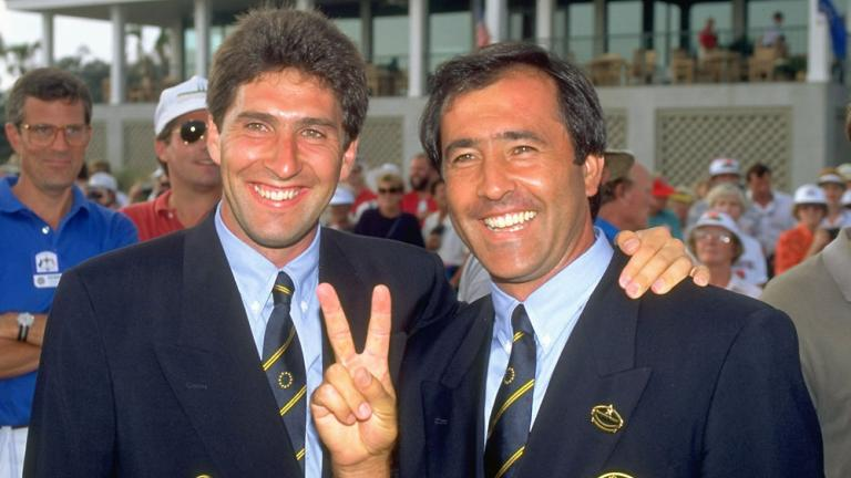 All-time most successful Ryder Cup partnerships
