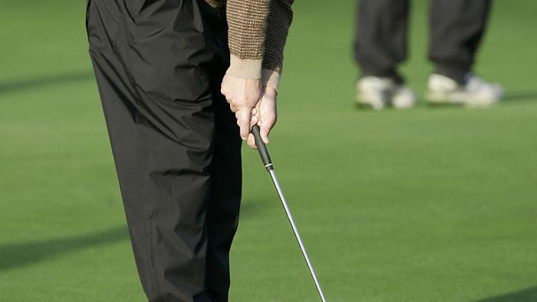 Most foursome matches halved