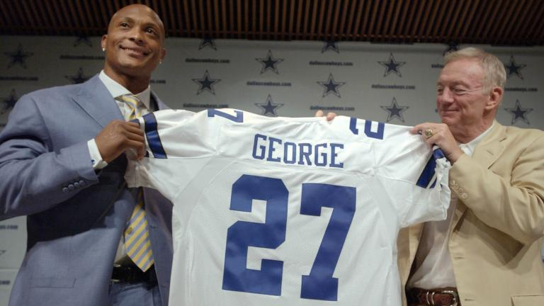 new arrival a68b8 3d1ef Through the years with Cowboys owner Jerry Jones | NBC Sports