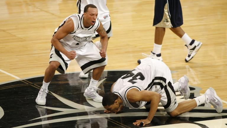 Providence 81, (1) Pittsburgh 73