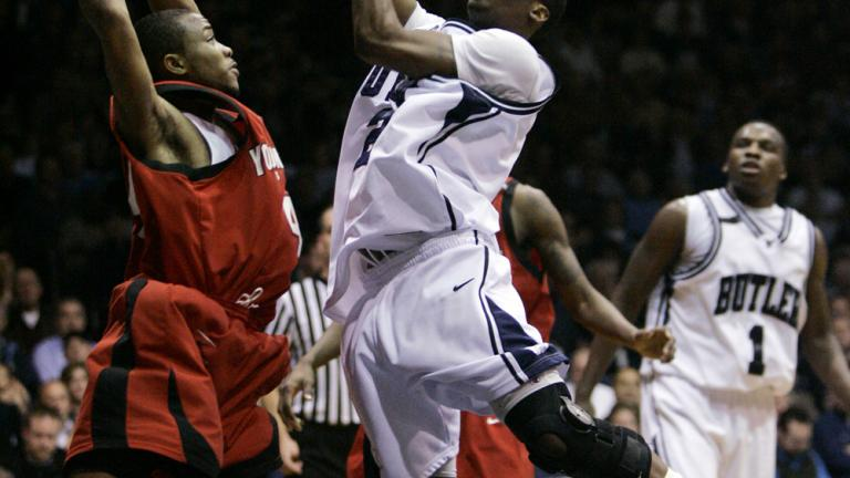 (24) Butler 78, Youngstown St. 57