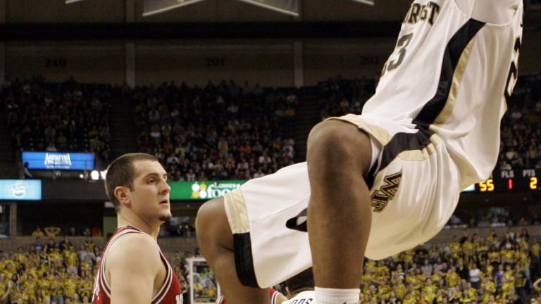 (13) Wake Forest 85, N.C. State 78