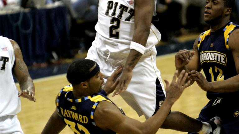 (3) Pittsburgh 90, (13) Marquette 75