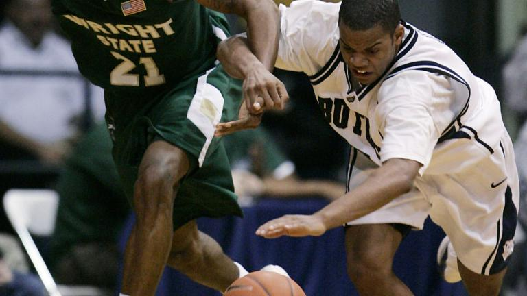 (22) Butler 62, Wright State 57