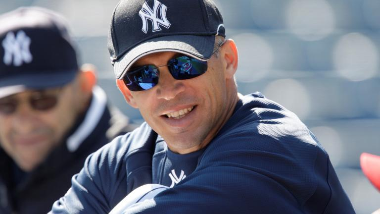 Manager - Joe Girardi