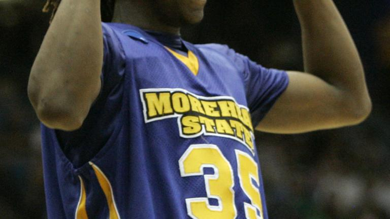 Play-in: Morehead St. 58, Alabama St. 43
