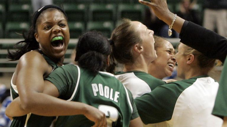 (9) Michigan State 60, (8) Middle Tennessee 59