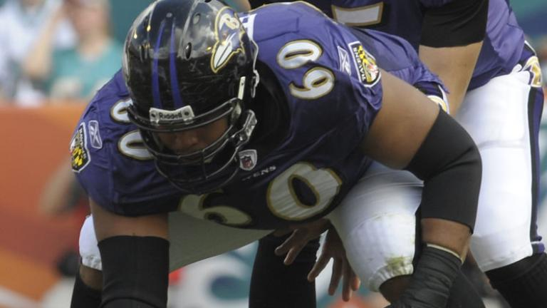 18. Minnesota Vikings: Jason Brown, C