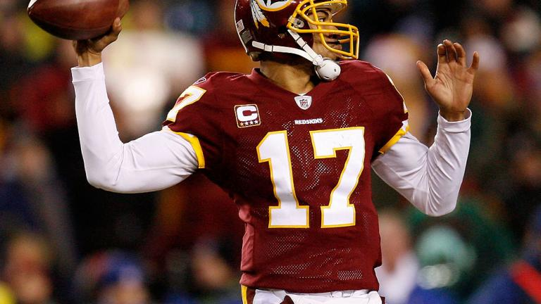 25. Washington Redskins: Jason Campbell, QB