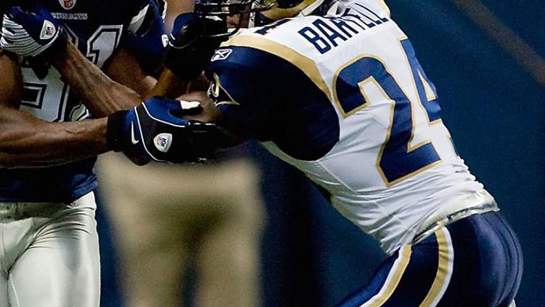 27. Atlanta Falcons: Ronald Bartell, CB