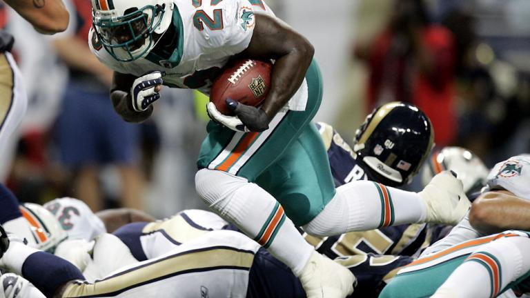 22. Baltimore Ravens: Ronnie Brown, RB