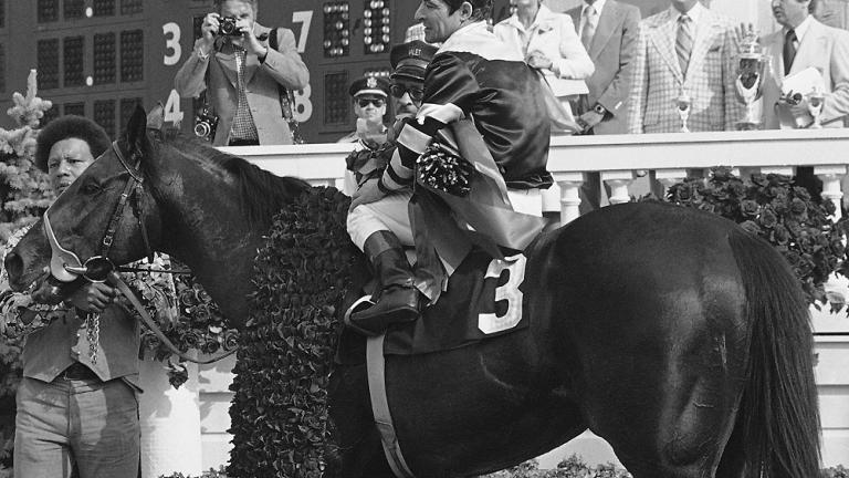 1977: Seattle Slew
