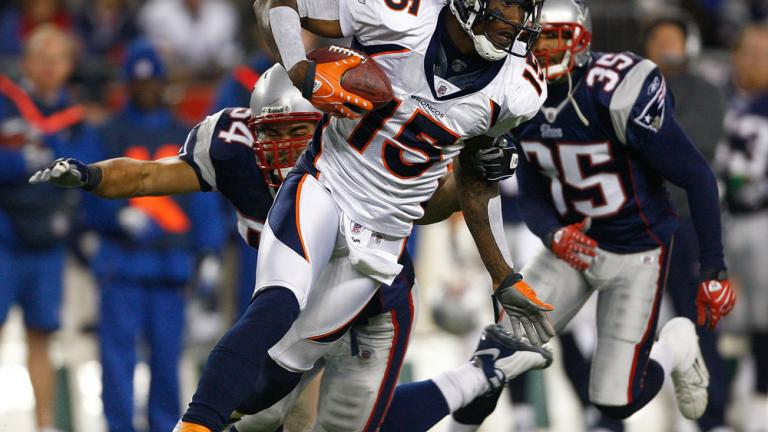 7. Oakland Raiders: Brandon Marshall, WR