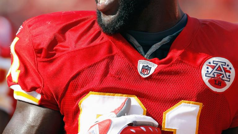 29. New York Jets: Tamba Hali, DE
