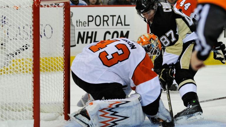 Game 1: Penguins 4, Flyers 1