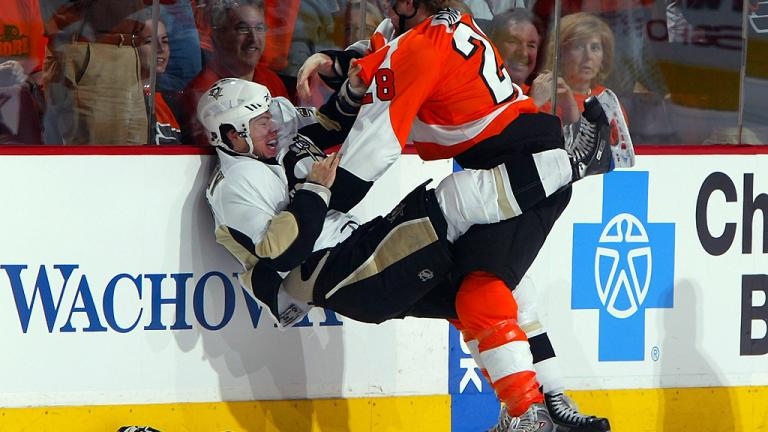 Game 3: Flyers 6, Penguins 3