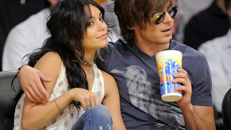 Hudgens and Efron