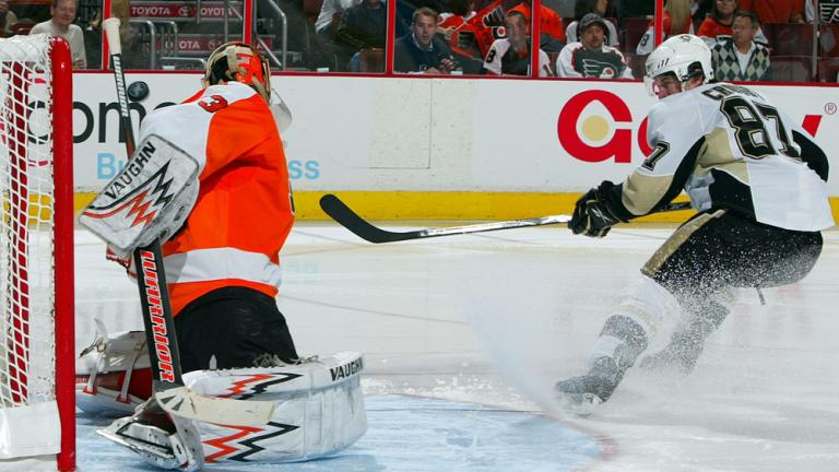 Game 4: Penguins 3, Flyers 1
