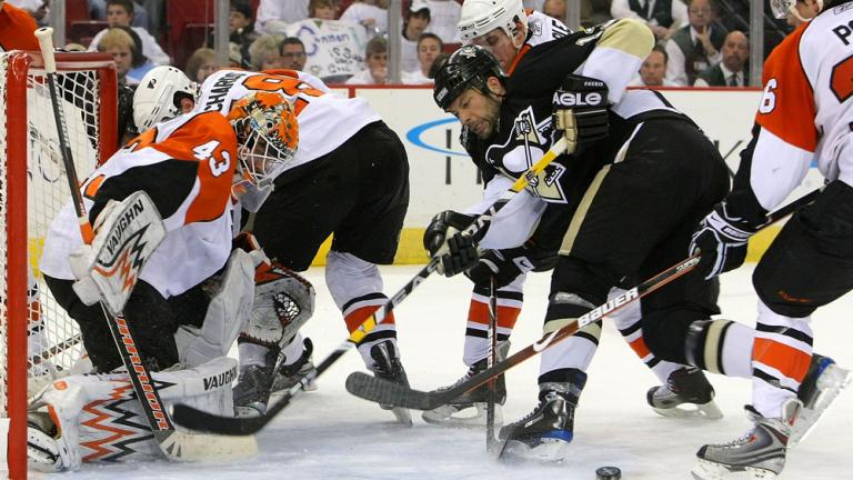 Game 5: Flyers 3, Penguins 0