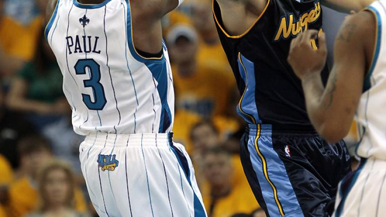 Game 3: Hornets 95, Nuggets 93