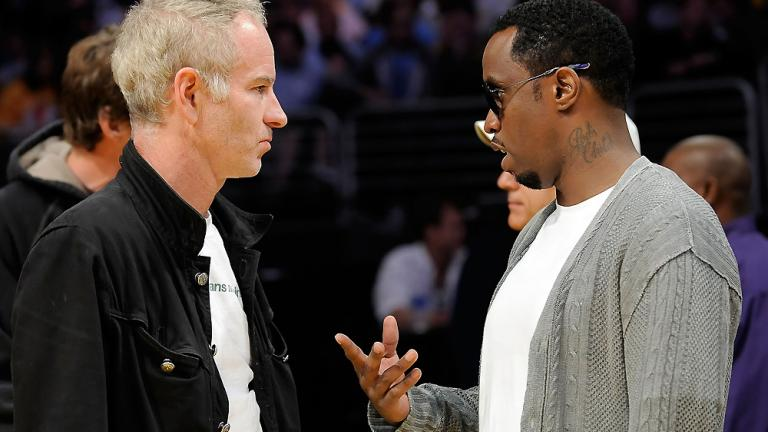 Mac and Diddy