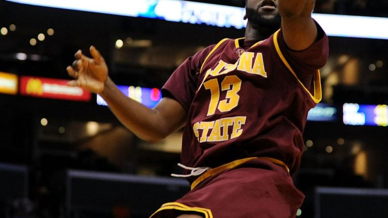 James Harden, Arizona St.