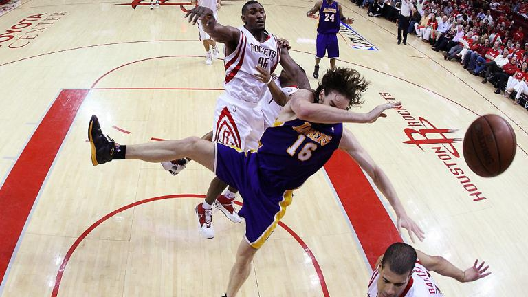 Game 3: Lakers 108, Rockets 94