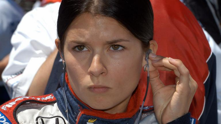 Best finish by a female driver
