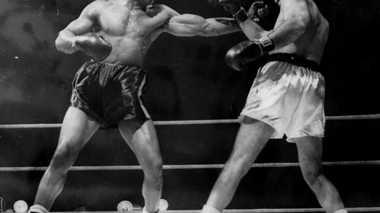Archie Moore: Quite the knockout