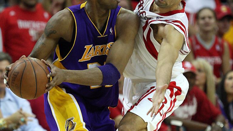 Game 6: Rockets 95, Lakers 80