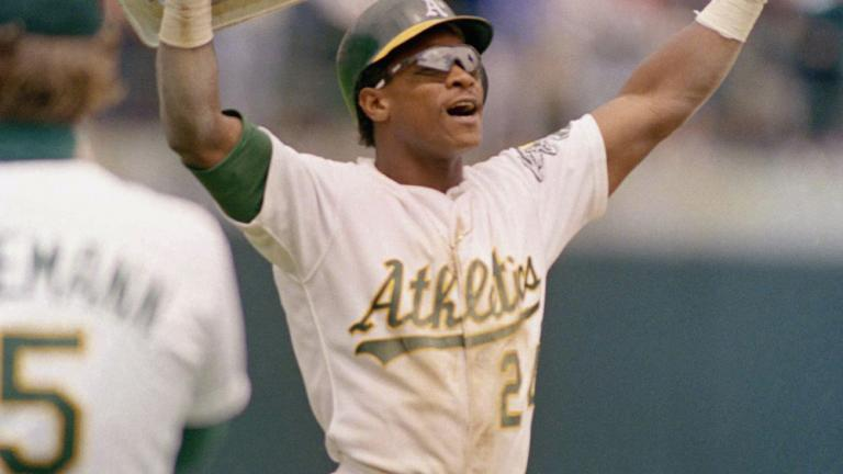 Rickey Henderson:King of stolen bases