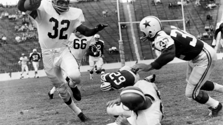 Jim Brown: Instant first down