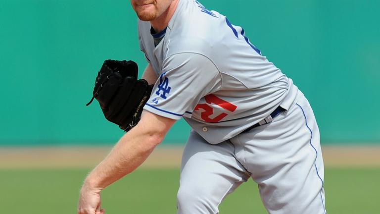Randy Wolf, SP, Los Angeles Dodgers