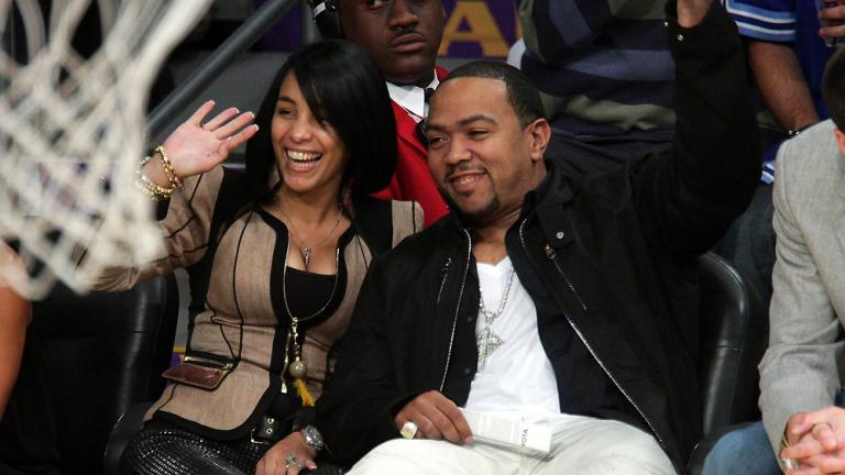 Shout out to Timbaland