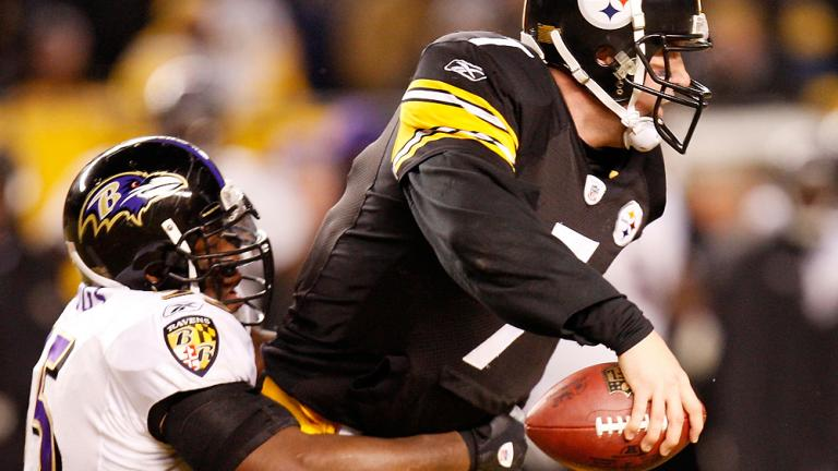 1. Ravens vs. Steelers