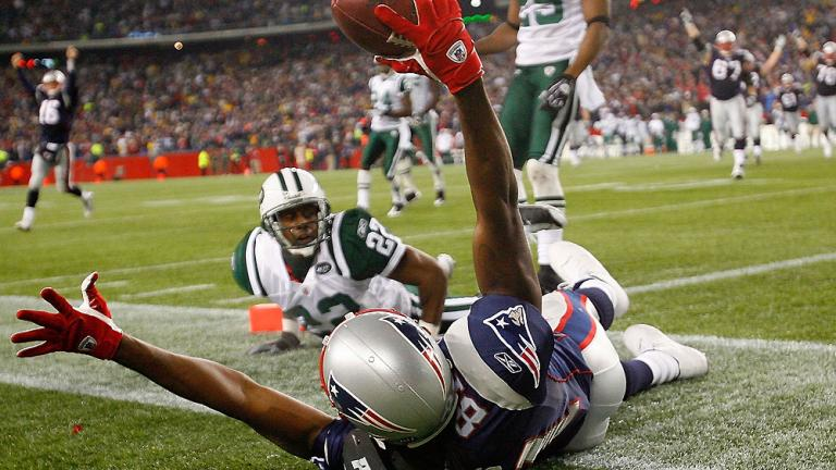 4. Jets vs. Patriots