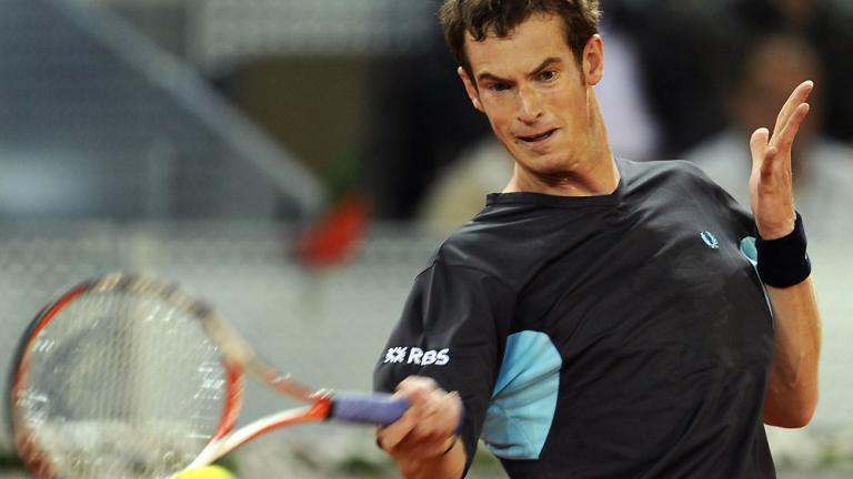 3. Andy Murray