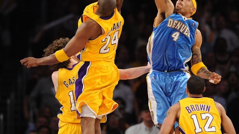 Game 2: Nuggets 106, Lakers 103
