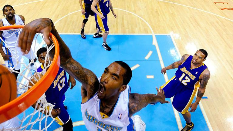 Game 4: Nuggets 120, Lakers 101