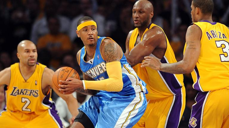 Game 5: Lakers 103, Nuggets 94