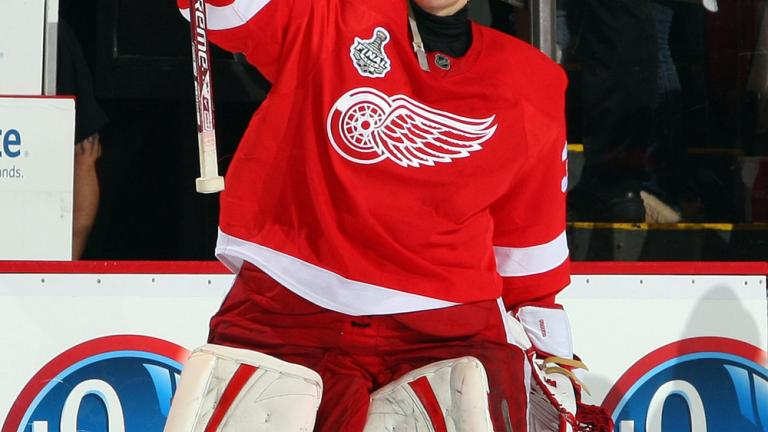 Game 2: Red Wings 3, Penguins 1