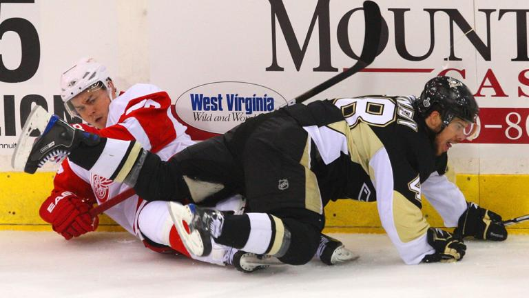 Game 3: Penguins 4, Red Wings 2